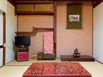 竹の間 京間六畳