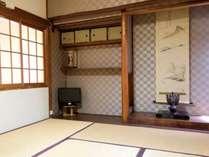 桐の間 京間八畳