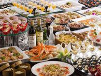 地場産・北海道の食材をふんだんにご用意