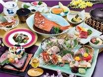 【春・早割(5月)】 厳選食材を用いて創り上げる料理長自慢の会席 《 巧 》 ★1人1,000円引★