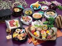 【じゃらん限定!】【3つの特典付き!】【松茸、鰻、牛肉など豪華食材を贅沢に!】 ☆料理長自慢の会席☆