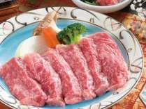 《ステーキ膳》 富士山溶岩プレートで焼く、お肉派におすすめのプラン!2018冬