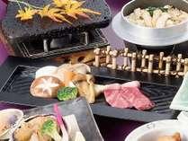 《巧》秋の味覚「松茸」や盛込みのお造りなどをご堪能いただける料理長自慢の至福の会席