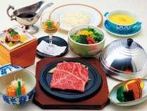お肉好きな方におすすめ【ステーキプラン】