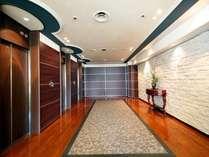 4階エレベーターホール