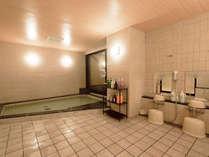 [大浴場一例]シャンプーバイキングあり!足を延ばし、ゆっくりと温泉をお楽しみ下さい