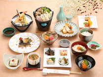秋田の旬を創作和洋折衷料理で☆「遊食膳」秋の宮コース