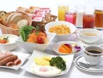こだわり朝食バイキング※イメージ