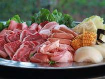 ランチBBQ(4人盛り)春夏予定料理