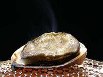 丸ごと一個!アワビの踊り焼き付き★磯の香りとお口の中にあふれる肉汁♪贅沢グルメプラン★