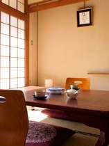 【和室(一例)】静かな和室で寛ぎの時間をお過ごしいただけます。