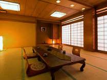 ◆【当館一の広さ◇和室15畳以上】大勢でも一緒のお部屋で泊まれちゃう!贅沢な広さのお部屋です♪
