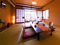 ◆【広々サイズ◇和室10畳以上】グループ旅に最適!ゆったりひろ~いお部屋でごゆっくり♪