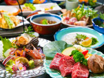 ◆豊後牛ステーキ会席◆全国トップレベルの味わい!本当の
