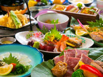 ◆基本会席◆語らいのお食事時間を大切♪
