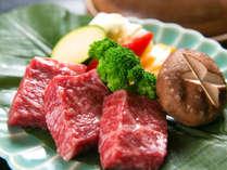 ◆おおいた豊後牛の陶板焼き◆世界で高い評価を受ける豊後牛を、最も美味しい食べ方の岩塩で♪