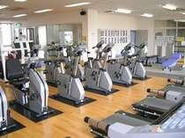 併設しているスポーツジムも宿泊者なら特別料金で利用できます。