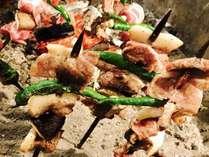 にいがた和牛串焼き