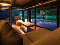 【プレオープン記念】Villa Suite(離れ)セミコース【1泊2食付】※少食の方向け