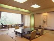 曽水亭和室 10畳,岐阜県,恵那峡グランドホテル