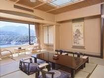 特別室「柊の間」,岐阜県,恵那峡グランドホテル