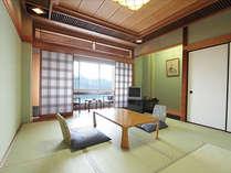 西館客室 8畳~14畳,岐阜県,恵那峡グランドホテル