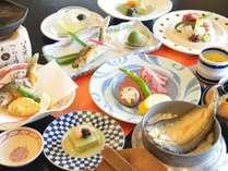 鮎と飛騨牛(2017年7月),岐阜県,恵那峡グランドホテル