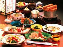 料理長オススメプラン※料理写真は夕食の一例です