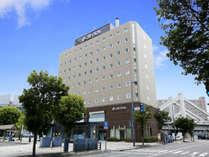JR帯広駅から徒歩30秒!こだわりの寝具と選べる枕が人気!