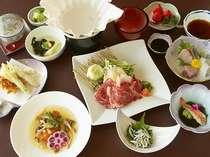 当館自慢の会席料理をご堪能ください!