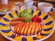 例えば・・ある朝食