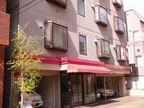 北海道:あさ野ホテル ビジネス&ウィークリー
