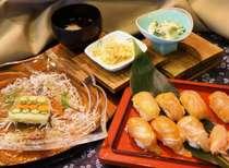 島寿司定食