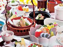 【料亭おとがわ】桜花膳(桜シーズンの会席料理)