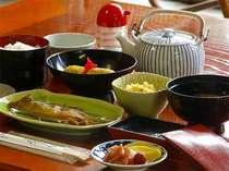 手作り朝ご飯☆しっかり食べて、残りのご旅行も元気にご出発下さい!