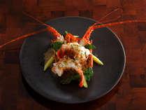 海の幸フランス料理「餐」料理イメージ