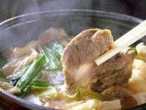 肉厚のカモ肉で自家製鴨鍋をどうぞ!