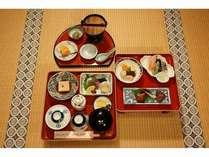 お寺で宿泊精進料理堪能プラン「三の膳付き」  【阿時観瞑想・写経体験 無料】