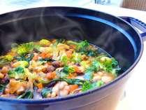 【ご朝食】レストラン「グランサンク」おすすめ☆栄養満点ヘルシースープ