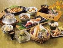 【ご夕食】日本料理「美浜」ディナーブッフェ 9~11月 ※月・火定休(祝日・繁忙期除く)