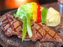 最上級のA5ランク・上州牛サーロインステーキ