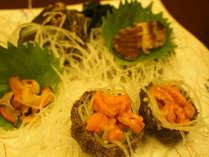 *漁師の宿だからできる、高級食材もリーズナブルな価格で!