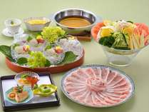 【夕食・朝食付】旬や地産の食材を楽しめる♪ 四季折々のスタンダード御膳
