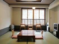 2010年3月リニューアルした別館和室