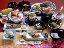 夕食(13品・一例)