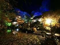 【洞窟観音ライトアップ(高崎市)】「ググっとぐんま写真館」から転載(http://gunma-dc.net/)
