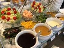 ■朝食 サラダ