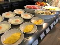 ■朝食 卵料理