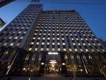 繁華街「栄」に位置する都市型ホテル☆シングル・ダブル・ツイン計400室