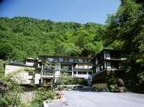 白骨温泉 湯もり二百六十余年の宿 湯元齋藤旅館